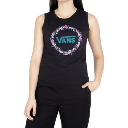 Camiseta Regata Wreath Edger Muscle Vans V470270333