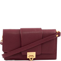 Carteira Crossbody Anaconda Natural Sifra 2061
