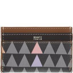 Carteira Porta-Cartões Feminina Triangle Schutz S460580011