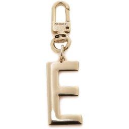 Chaveiro Signature Charm Letra E Schutz S460780005