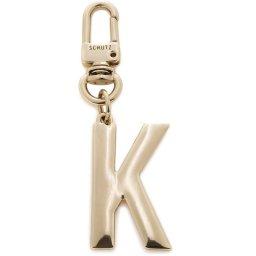 Chaveiro Signature Charm Letra K Schutz S460780011