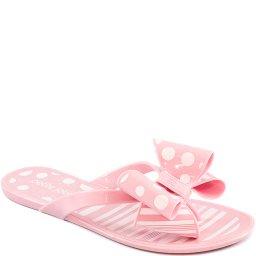 Imagem do produto - Chinelo Lucky Poá Listras Summer Petite Jolie PJ4331