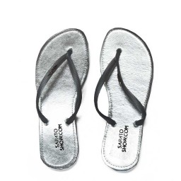 Chinelo Sapato Show Metalizado 1807162
