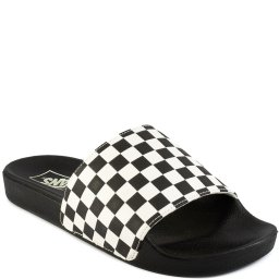 Chinelo Slide-On Masculino Checkerboard Vans VNB004KIIP9