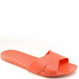 Chinelo Slide Verniz Petite Jolie 2605