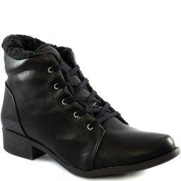 Coturno Forrado Numeração Especial Sapato Show 2338170