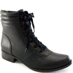 Coturno Cano Médio Numeração Especial Sapato Show 4070