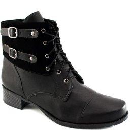 Coturno Feminino Inverno Numeração Especial Sapato Show 960051e