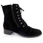 Coturno Numeração Especial Sapato Show - 36451