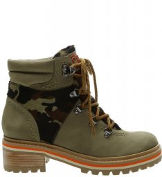 Coturno Hiking Tratorada Militar Schutz S206360009