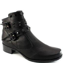 Coturno Spikes Numeração Especial Sapato Show 960052e