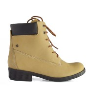 Coturno Yellow Boot Cravo e Canela - 131108