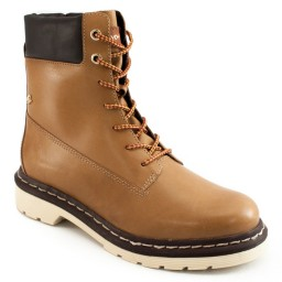 Coturno Yellow Boot Cravo e Canela - 85622