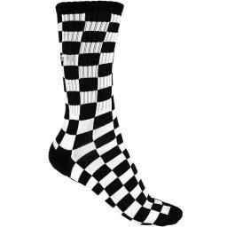 Meia Masculina Checkerboard Crew II Vans VN0A4A5WHU0