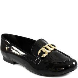 Mocassim Correntes Numeração Especial Sapato Show 110300