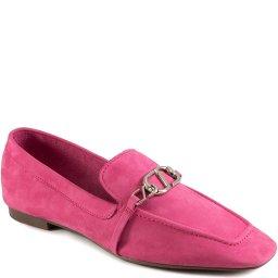 Mocassim Feminino Loafer Mininal Corrente Schutz S207100131