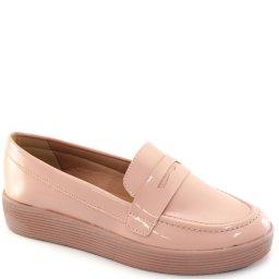 Mocassim Envernizado Sapato Show 11328