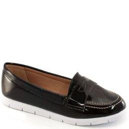 Mocassim Envernizado Sapato Show 11362
