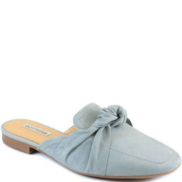 Mule Slipper Square Toe Knot Verão 2020 Bottero 306203