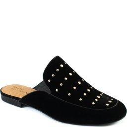 Mule Tachas Numeração Especial Sapato Show 3032641