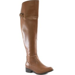 Over Boot Feminina Com Fivela Inverno 2020 Via Uno 050370