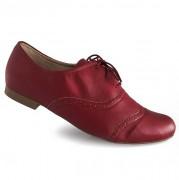 Oxford Verniz Numeração Especial Sapato Show 3921