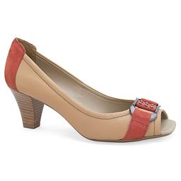 Peep Toe Carolina Castro 1381