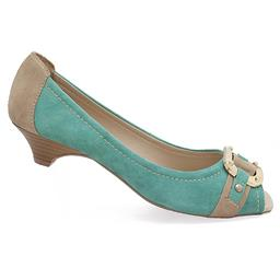 Peep Toe Carolina Castro 1411