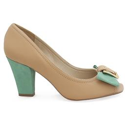 Peep Toe Carolina Castro 1446