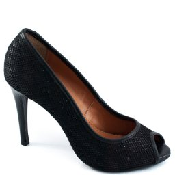 Peep Toe De Lurex Zariff Concept 578757