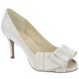 Peep Toe de Noiva Numeração Especial Belmon - 14149