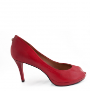 Peep Toe Feminino Sapato Show - 56501151