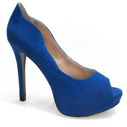 Peep Toe Feminino Sapato Show - 748914