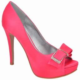 Peep Toe Pink Numeração Especial Belmon - 13201