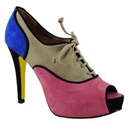 Imagem do produto - Peep Toe Sapato Show 0404