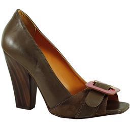 Imagem do produto - Peep Toe Sapato Show 6627