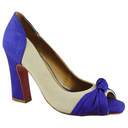 Imagem do produto - Peep Toe Sapato Show 8906