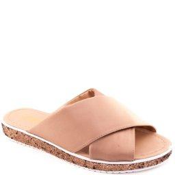 Rasteira Cetim Gliter Sapato Show 18602172