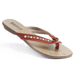 Imagem do produto - Rasteira de Strass Sapatoshow 10