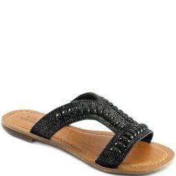 Rasteira Decote V Numeração Grande Sapato Show 328e