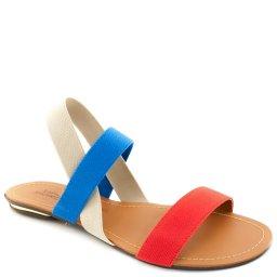 Rasteira Elástico Numeração Especial Sapato Show 632e