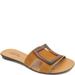 Imagem do produto - Rasteira Fivela Número Grande Sapato Show 12158