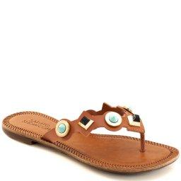 Rasteira Flat Numeração Especial Sapato Show 401e