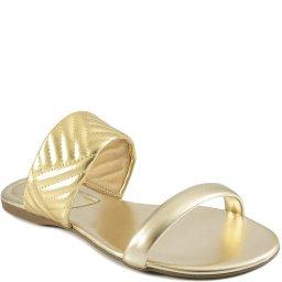 Rasteira Matelassê Numeração Especial Sapato Show 501131