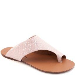 Rasteira Paetê Numeração Especial Sapato Show 230155e