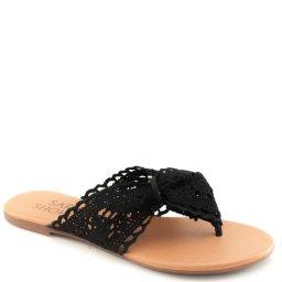 Rasteira Crochê Numeração Especial Sapato Show 271158e