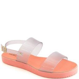 Sandália Rasteira Flatform Ice Cream Sapato Show K3029900233