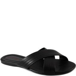 Rasteira Tiras Cruzadas Numeração Grande Sapato Show 500161
