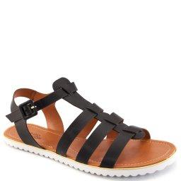 Rasteira Tiras Numeração Especial Sapato Show 12202e