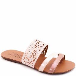 Rasteira Tiras Numeração Especial Sapato Show 230138e